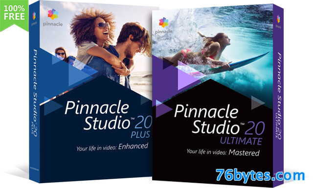 Pinnacle Studio 20 Ultimate CRACK Serial Key