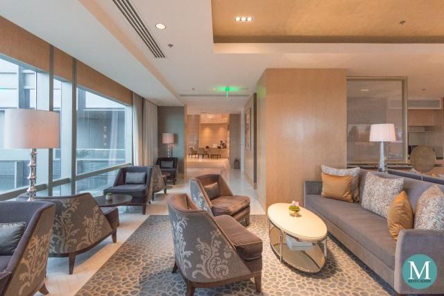 Horizon Club Lounge at Shangri-La at the Fort, Manila