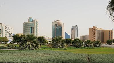Deira Creek Skyline Dubai UAE Travel Blog