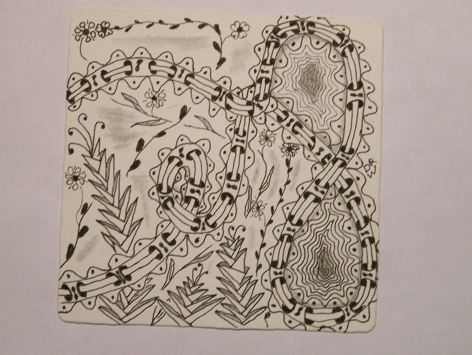 Tangles And More: Zentangle®