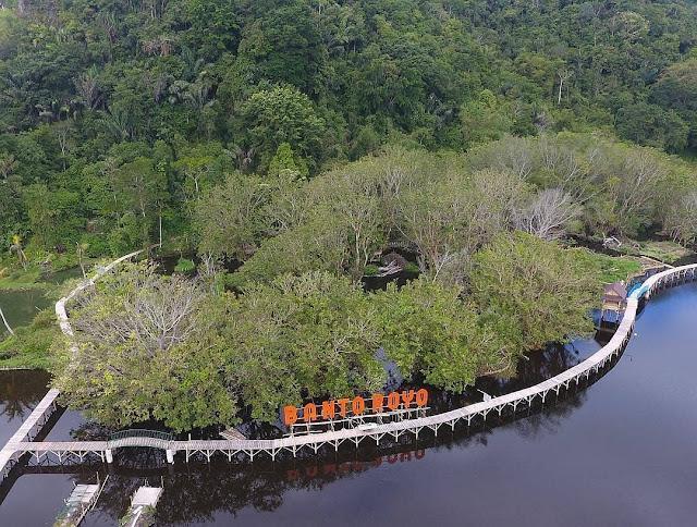 Wisata Taman Bermain Banto Royo Agam
