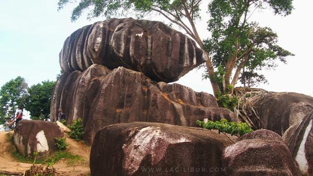 Batu Belimbing Toboali Bangka Selatan