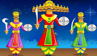 Dussehra Pictures For Facebook, Whatsapp, Images, Pics