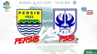 Prediksi Persib Bandung vs PSIS Semarang - Liga 1 Minggu 8 Juli 2018