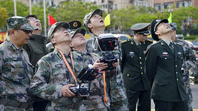 Chinese Soldiers Watch