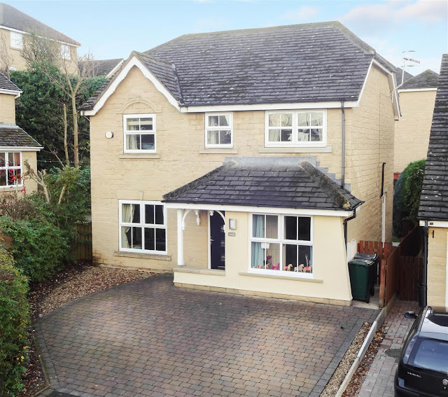 This Is Bradford Property - 4 bed detached house for sale Strafford Way, Apperley Bridge, Bradford BD10