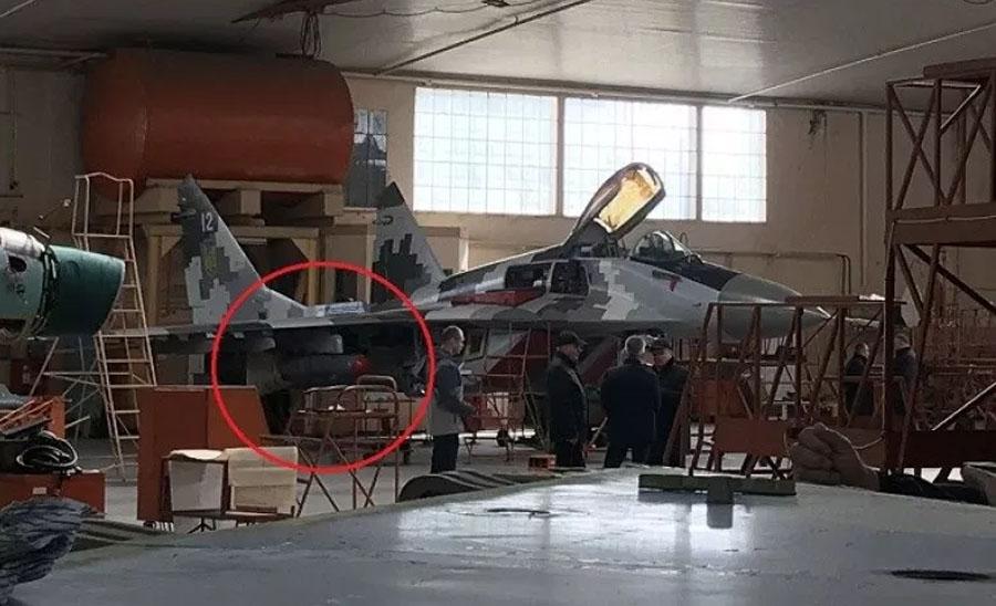 Модернізований винищувач МіГ-29 готують до державних випробувань