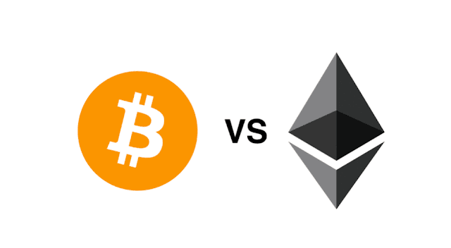 Ethereum is betther than Bitcoin