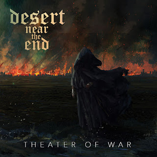Desert Near The End Theater Of War