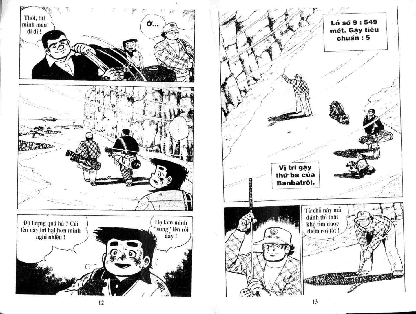 Ashita Tenki ni Naare chapter 17 trang 4