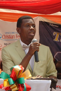 NEWSGod Himself convinced me tithing was right – Adeboye speaks again