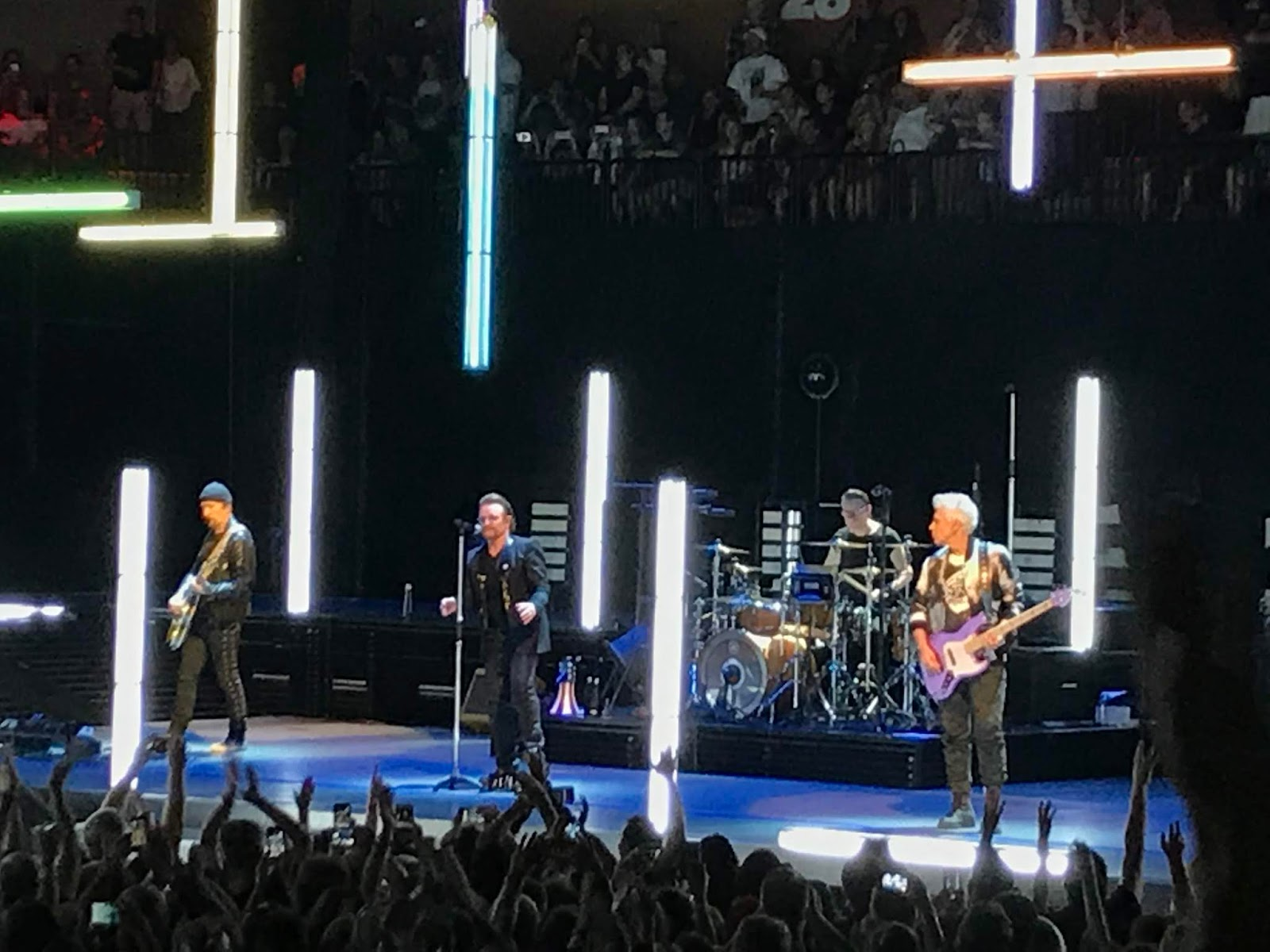 JP's Music Blog: U2 Wrap Up Their U S  Tour At The Mohegan