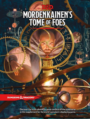 Mordenkainen's Tome of Foes BR