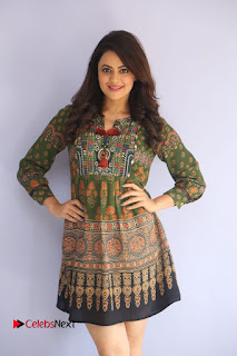 Actress Shruti Sodhi Pictures at Meelo Evaru Koteeswarudu Trailer Launch  0015.JPG