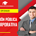 DIPLOMADO EN GESTION PÚBLICA Y CORPORATIVA