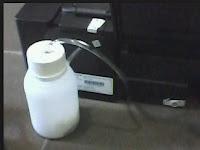 Tutorial Cara Membuat Pembuangan Tinta Printer Epson L110 dengan Mudah