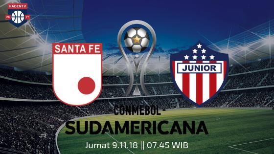 Streaming Independiente Santa Fe vs Juniors FC