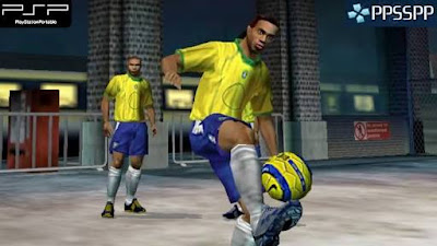 Download FIFA Street 2 PPSSPP