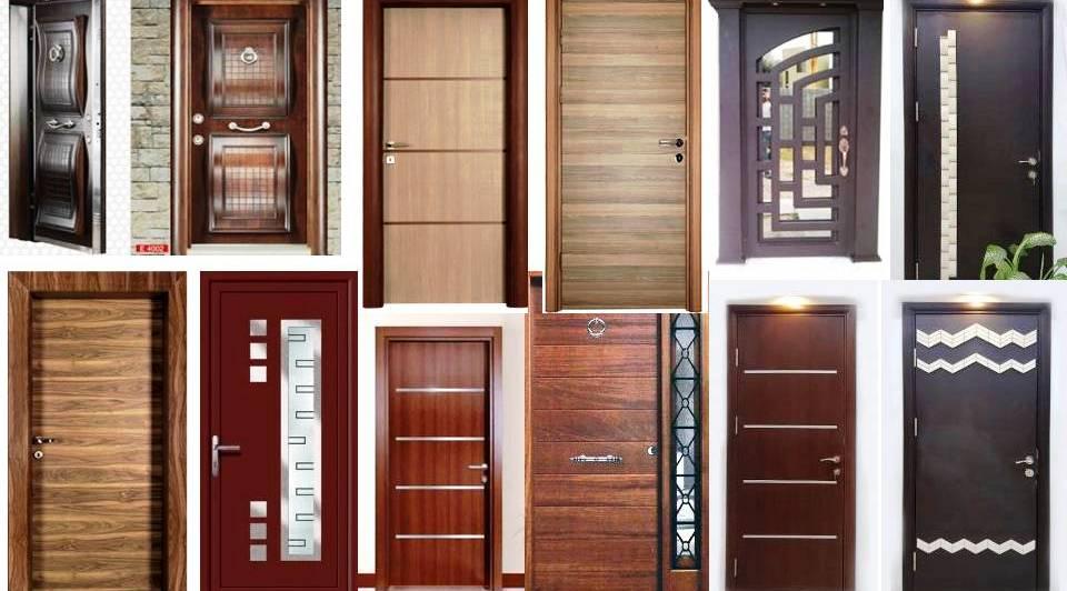 The Latest Interior Solid Wood Door Designs Decor Units