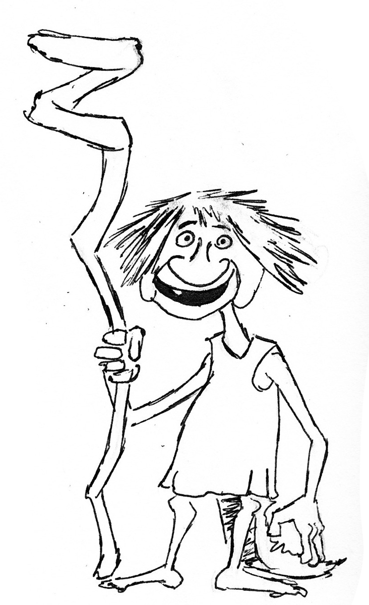 saber tooth coloring pages | Sketched Screenings: The Croods