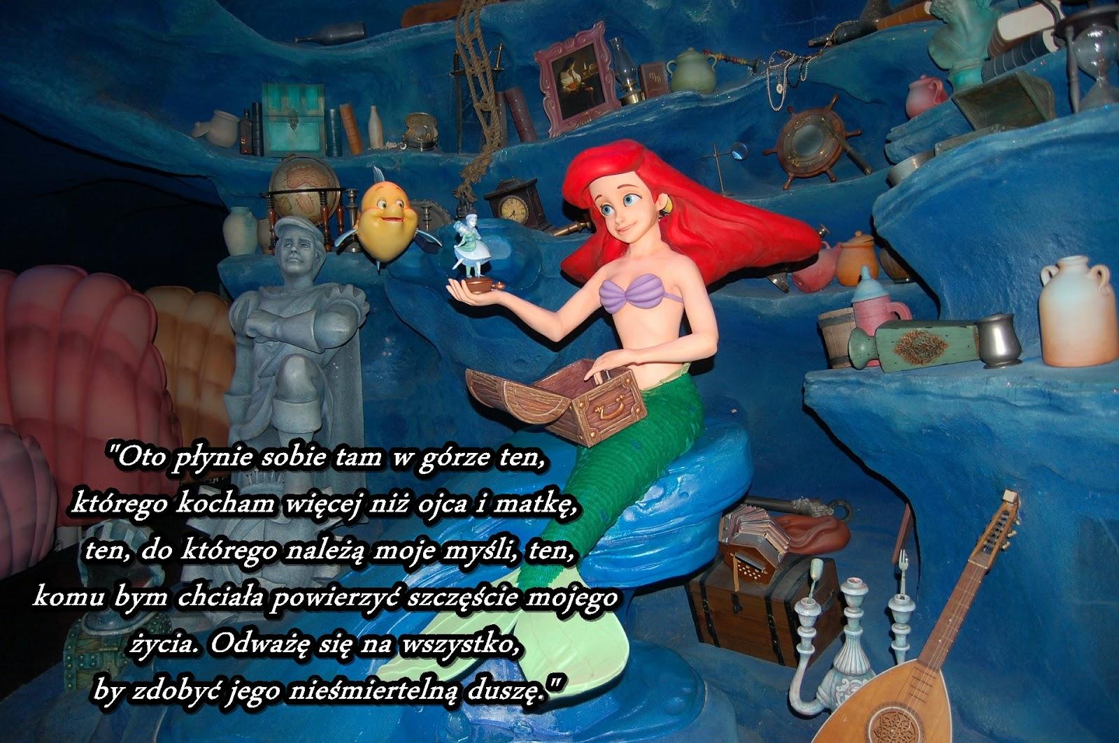 "62#   ""Mała syrenka"" Hans Christian Andersen."