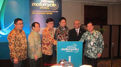 Indonesia Motorcycle Show 2016 resmi dibuka!
