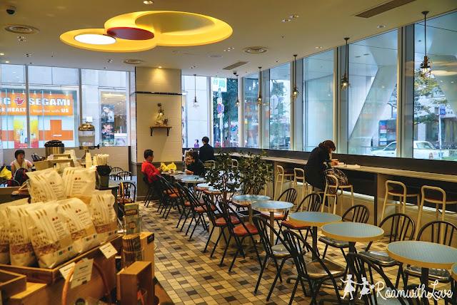Japan, cafe, kyushu, รีวิว,review,fukuoka,huis ten bosch,nagasaki,kumamoto, beppu, yufuin, ฟุกูโอกะ, นางาซากิ, คุมาโมโต้, เบปปุ, ยูฟุอิน, คาเฟ่, ของหวาน,ครัวซอง, เค้ก, กาแฟ, ร้านนั่งชิว,เท็นจิน,cafe,Gontran Cherrier