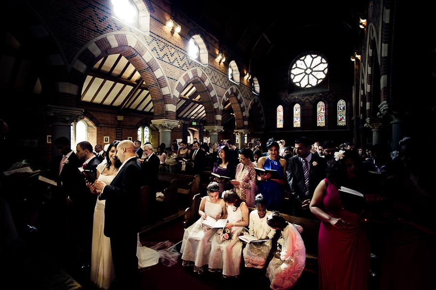 Armenian wedding ceremony