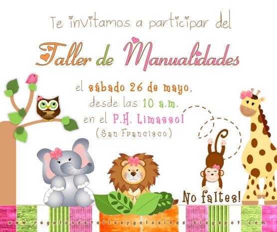 Invitaciónes Safari Para Imprimir Gratis Imagui