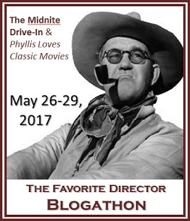 Favorite Director Blogathon -- May 26-29