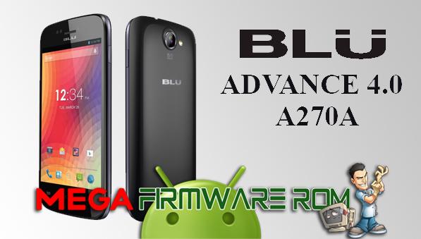 descargar descargar firmware blu advance 4.0