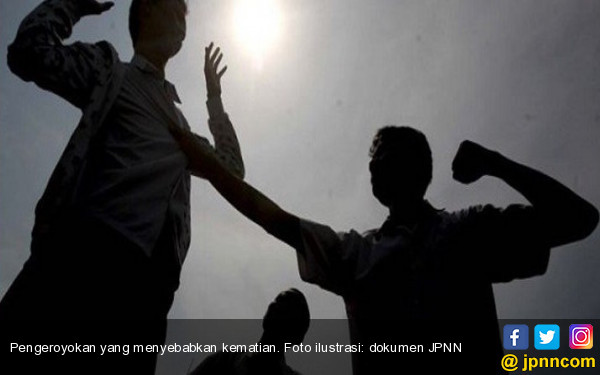 Bermula Penjarahan Warung Kopi, Suporter Persitara Tewas