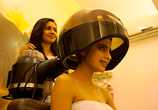 Not just entertainment, makes a serious career of it: Cosmetology