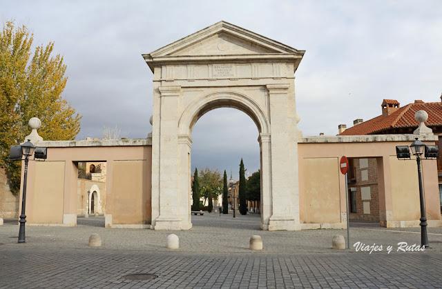 Puerta de Madrid, Alcalá de Henares