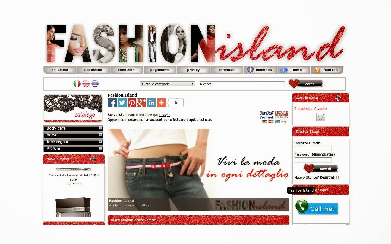 cb58b83676 ... fashion accessorize con oltre 15.000 articoli in vendita al miglior  prezzo sul mercato. È Fashionisland.it, il nuovo portale italiano per lo  shopping di ...