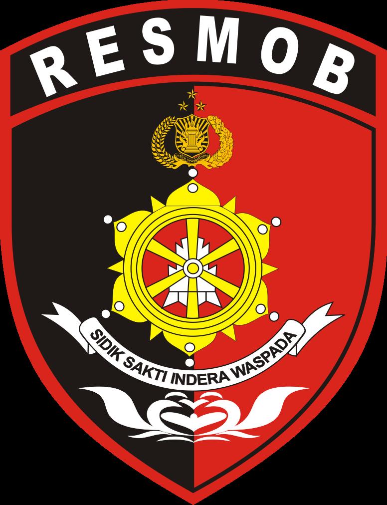 Logo Brimob Vector : brimob, vector, Baret, Brimob, Vector, Keren
