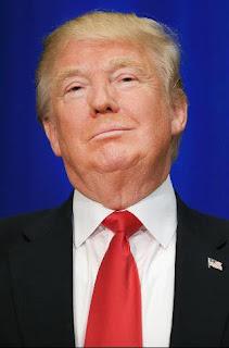 الرئيس الجديد للولايات المتحدة الأمريكية دونالد ترامب.