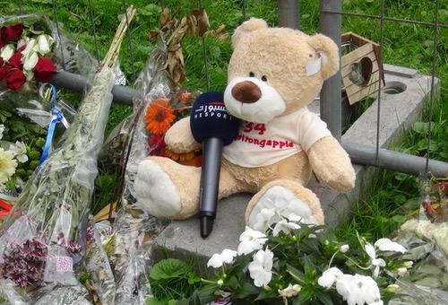 """رِحلة """"برحيل24"""" إلى أمستردَام.. لحظاتٌ مؤثّرة، روحُ النوري تَجتاح الشوارِع والدمُوع تمْلأ الأعيُن حُزنًا"""