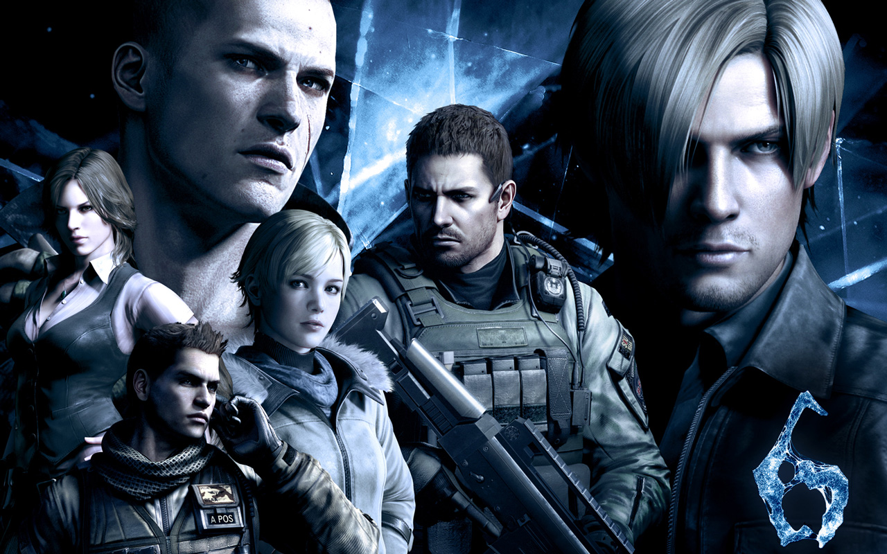 Digital Celluloid Resident Evil 6 Leon Gameplay Trailer