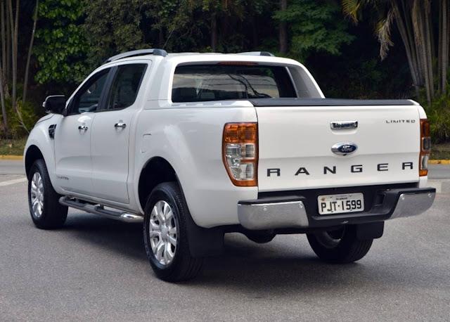 Nova Ford Ranger 2017