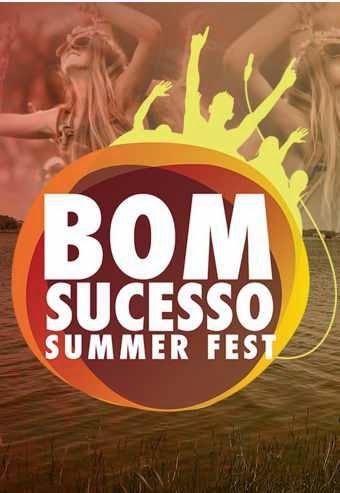 Bom Sucesso Summer Fest 2014 - Cartaz, Programa, Bilhetes e