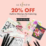Shop Altenew (March 5th-6th)