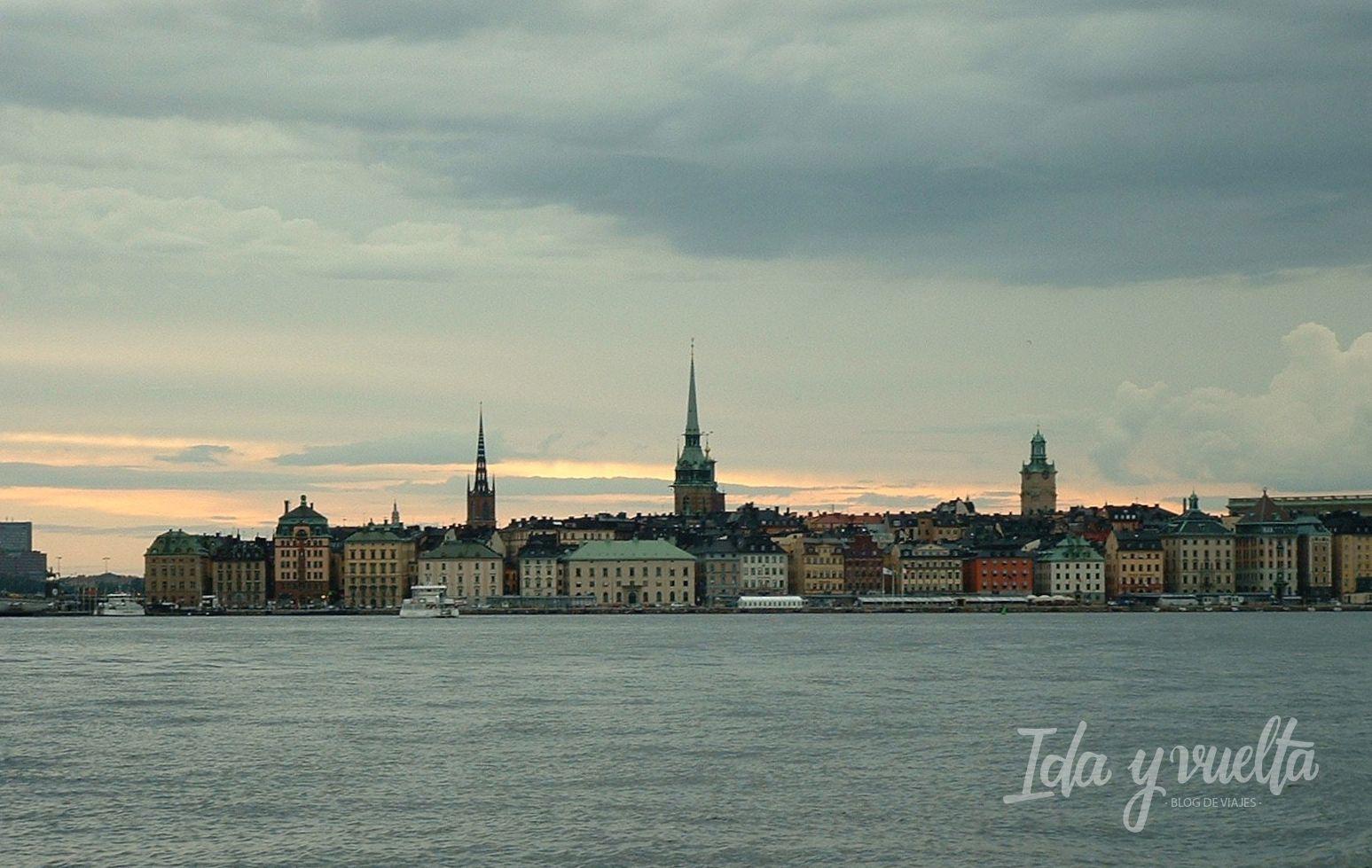 Imprescindibles Estocolmo Gamla Stan