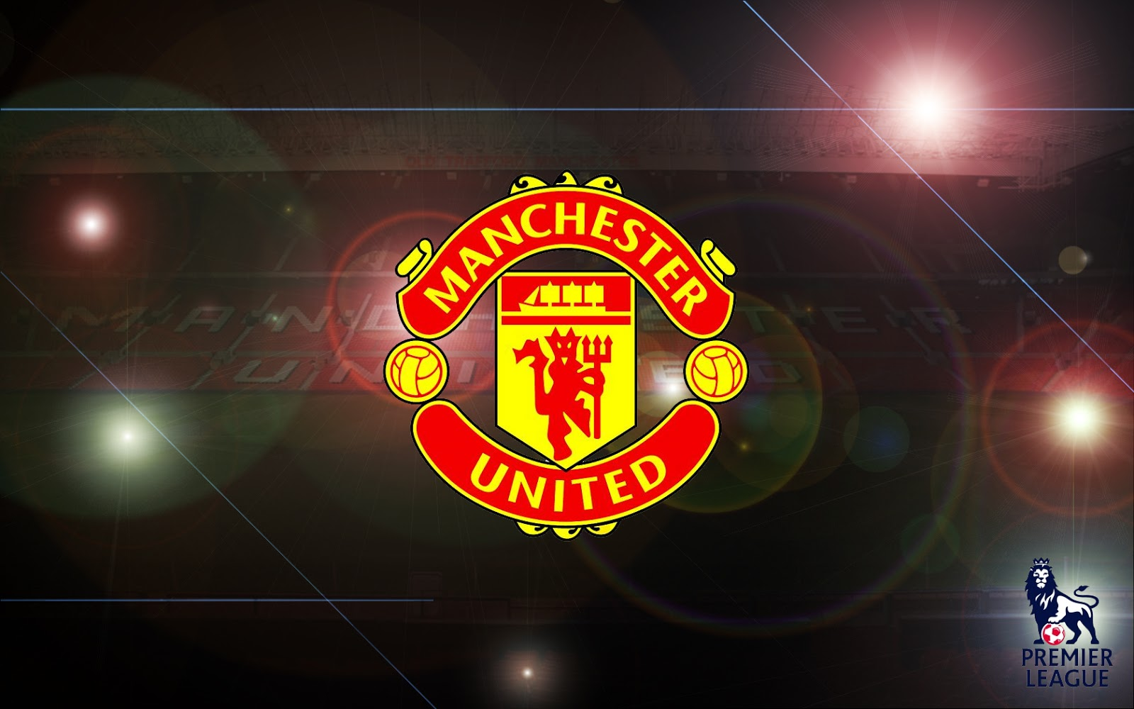 Wallpaper Real Madrid Hd Manchester United Logo Wallpapers Hd Collection Free