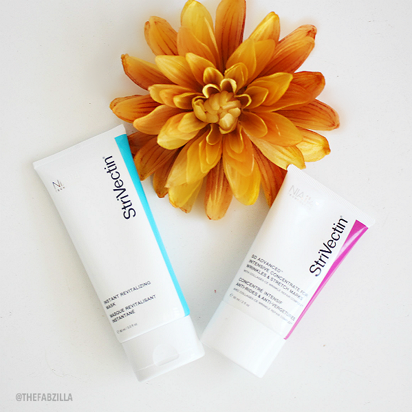 Strivectin Instant Revitalizing Mask , Strivectin SD Advanced Intensive Concentrate, review