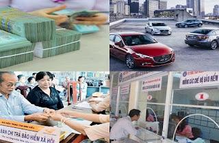 Những chính sách, quy định mới có hiệu lực từ 1/1/2018 www.huynhgia.biz