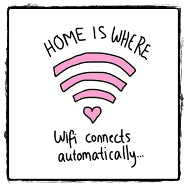 wifi, love, quotes, home