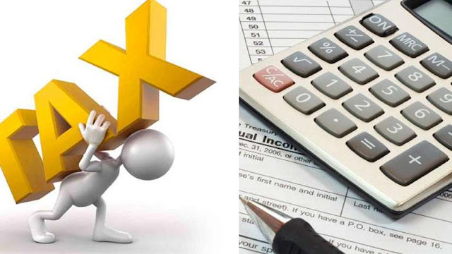 प्राइमरी का मास्टर आयकर गणना वित्तीय वर्ष 2018-19 स्लैब, नियमवाली, इनकम टैक्स कैलकुलेटर व दिशा-निर्देश ( primary ka master income tax calculation helpdesk )