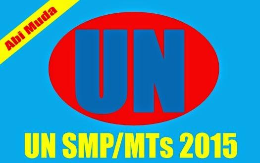 Kisi-kisi UN 2015 Bahasa Inggris