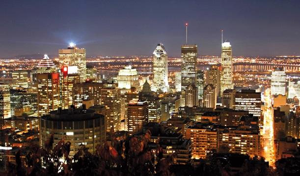 Aluguel de carro em Montreal